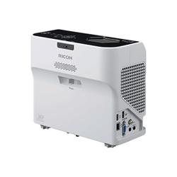 Vidéoprojecteur Ricoh PJ WX4152N - Projecteur DLP - 3D - 3500 lumens - WXGA (1280 x 800) - 16:10 - 802.11a/b/g/n sans fil / LAN