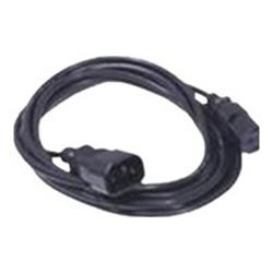 Dell - Câble d'alimentation - IEC 60320 C14 pour IEC 60320 C13 - CA 250 V - 2 m - pour EqualLogic PS6210; PowerEdge R220, R630, R730, T320, T630; PowerVault MD3800, MD3820