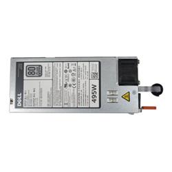 Alimentation PC Dell - Alimentation - branchement à chaud / redondante (module enfichable) - 495 Watt - pour PowerEdge R530, R630, R730, R730xd, T330 (495 Watt), T430 (495 Watt), T630 (495 Watt)