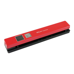 Scanner Iriscan anywhere 5 red