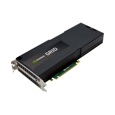 Dell - NVIDIA GRID K1 GPU PCIE DOUBLE-WIDE