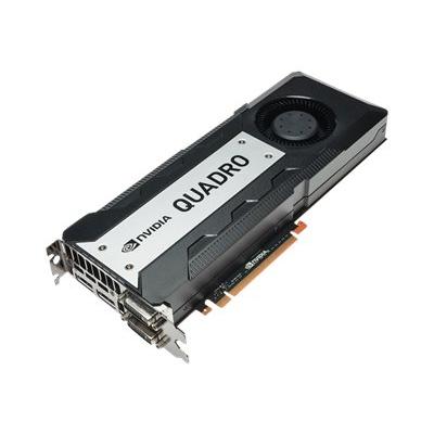 Dell - NVIDIA QUADRO K6000 12GB (2 DP