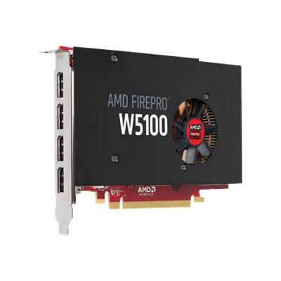 Dell - AMD FIREPRO W5100 4GB (4 DP) (