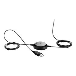 Jabra Evolve 20 MS stereo - Casque - sur-oreille