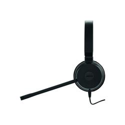 Jabra Evolve 20 UC stereo - Casque - sur-oreille