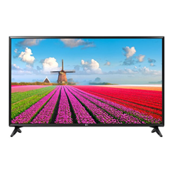 "TV LED LG 49LJ594V - Classe 49"" TV LED - Smart TV - 1080p (Full HD) - LED à éclairage direct"