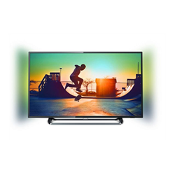 TV LED Smart 49PUS6262 Ultra HD 4K - philips - monclick.it