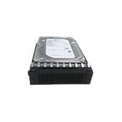"""Disque dur interne Lenovo Enterprise - Disque dur - 4 To - échangeable à chaud - 3.5"""" - SAS 6Gb/s - 7200 tours/min - pour ThinkServer RD350 (3.5""""); RD450 (3.5""""); RD550 (3.5""""); RD650 (3.5""""); TD350 (3.5"""")"""