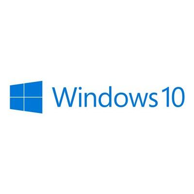 Microsoft - WIN PRO GGK 10 64BIT IT 1PK DVD