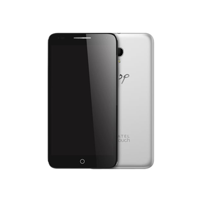 Alcatel - ALCATEL POP 3 5.5 METALLIC SILVER