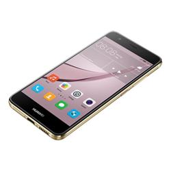 """Smartphone Huawei Nova - Smartphone - 4G LTE - 32 Go - microSDXC slot - GSM - 5"""" - 1 920 x 1 080 pixels (443 ppi) - IPS - 12 MP (caméra avant de 8 mégapixels) - Android - or prestige"""
