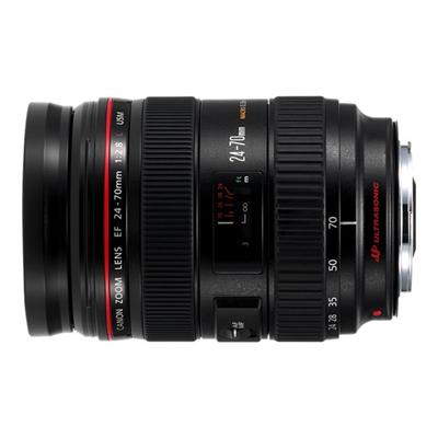 Canon - EF 24-70MM F2.8L USM II