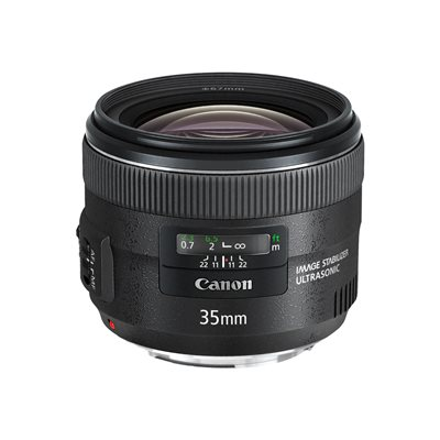 Canon - EF 35 MM F/2 IS USM