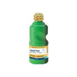 Gouache GIOTTO SCHOOL - Peinture - tempéra - vert - 250 ml