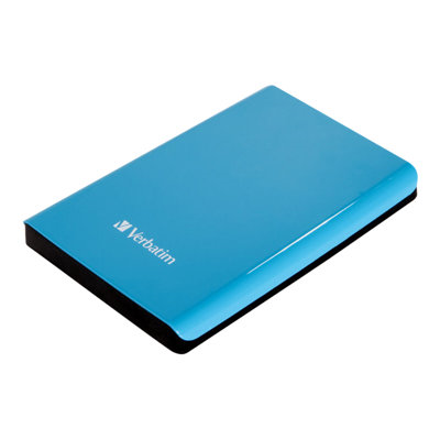 Verbatim - HARD DISK USB 3.0-500GB-2.5 BLUE