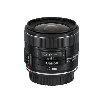 Canon - EF 24MM F 2.8 IS USM