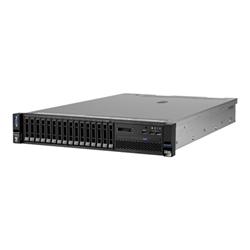 Server Lenovo - X3650 m5 xeon 6c e52620v3 16gb 750w