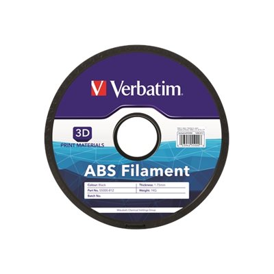 Verbatim - FILAMENT 3D ABS 1.75MM TRASPARENT