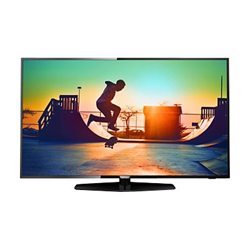 "TV LED Philips 55PUS6162 - Classe 55"" - 6000 Series TV LED - Smart TV - 4K UHD (2160p) - HDR - Micro Dimming"