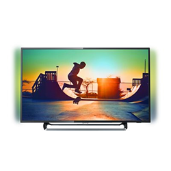 "TV LED Philips 55PUS6262 - Classe 55"" - 6000 Series TV LED - Smart TV - 4K UHD (2160p) - Micro Dimming"