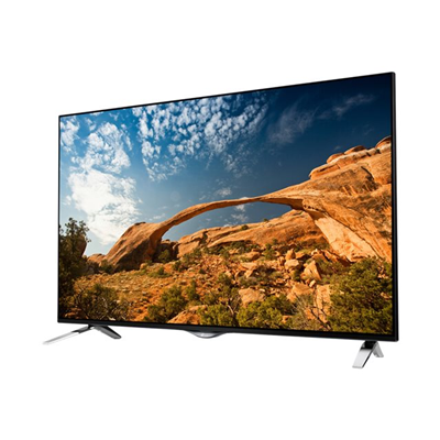 LG - 55 ULTRA HD SMART