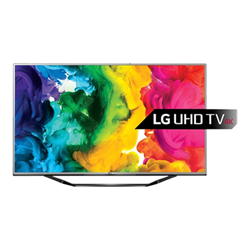 TV LED LG - Smart 55UH625V Ultra HD 4K