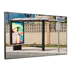 "Écran LFD LG 55XF2B-B - Classe 55"" (54.64"" visualisable) - XF2B écran DEL - signalisation numérique - 1080p (Full HD) - local dimming"