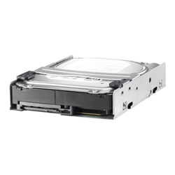 Hard disk interno Hewlett Packard Enterprise - Hp 2tb 6g sas 7.2k 3.5in qr dp mdl