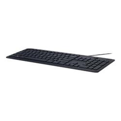 Clavier Dell KB522 Business Multimedia - Kit - clavier - USB - QWERTY italien - noir - pour Inspiron 11 3179, 15 55XX, 17 5767; Latitude 7370, 7414, E5270
