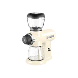 Expresso et cafetière KitchenAid Artisan 5KCG0702EAC - Moulin à café - 240 Watt - crème