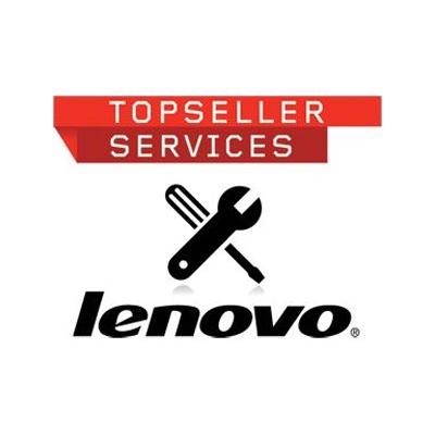 Lenovo - 4YR ON SITE NBD (TOPSELLER SERVICE)