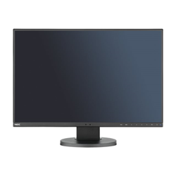 "Écran LED NEC MultiSync EA245WMi - Écran LED - 24"" (24"" visualisable) - 1920 x 1200 - AH-IPS - 350 cd/m² - 1000:1 - 6 ms - HDMI, DVI-D, VGA, DisplayPort - haut-parleurs - noir"
