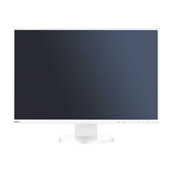 "Écran LED NEC MultiSync EA245WMi - Écran LED - 24"" (24"" visualisable) - 1920 x 1200 - AH-IPS - 350 cd/m² - 1000:1 - 6 ms - HDMI, DVI-D, VGA, DisplayPort - haut-parleurs - blanc"