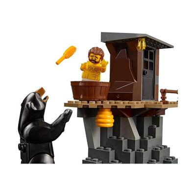 Lego - ARRESTO IN MONTAGNA
