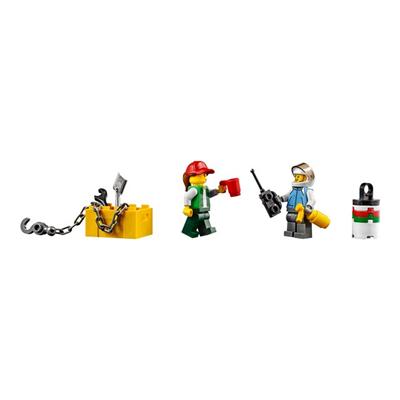 Lego - TRASPORTATORE CARICHI PESANTI