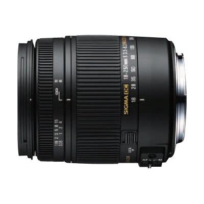 Sigma - 18-250 F3.5-6.3 DC OS HSM CAN