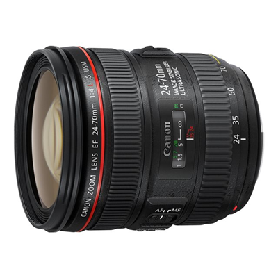 Canon - EF 24-70 MM F/4L IS USM