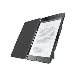 Coque Leitz Complete - Coque de protection pour tablette - polycarbonate, TPE - noir mat soyeux - pour Apple iPad mini; iPad mini 2