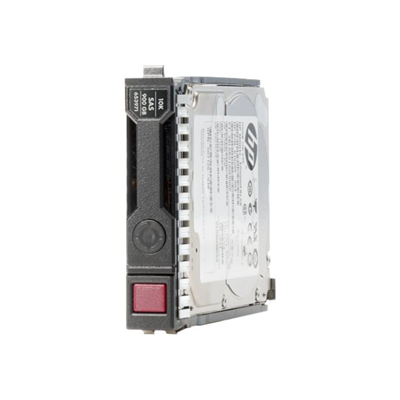 Hewlett Packard Enterprise - HP 900GB 6G SAS 10K 2.5IN SC HDD