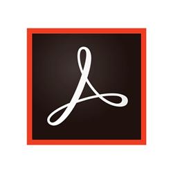 Image of Software Acrobat 2017 windows italian retail