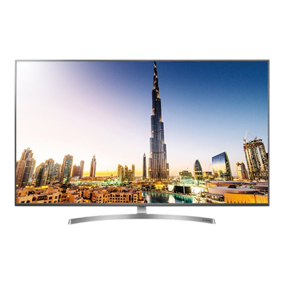 LG - 65 SUPER ULTRA HD NANOCELL SMART 4K