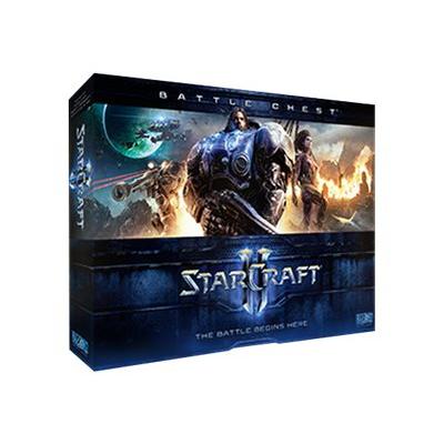 Activision - PC STARCRAFT II BATTLECHEST
