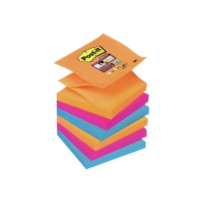 Post-it - CF6BLOC POST-IT SUPSTICR330-6SS-EG