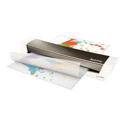 Plastificateur Leitz iLAM Home Office A3 - Plastifieuse - pelliculeuse à chaud ou à froid - pochette - 32 cm