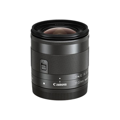 Canon - EF-M 11-22MM F/4-5.6 IS STM