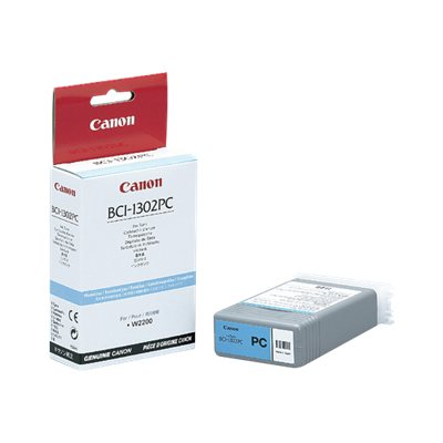 Canon - BCI-1302PC CIANO PHOTO BJ-W2200