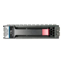 Hard disk interno Hewlett Packard Enterprise - Hp 6tb 6g sas 7.2k 3.5in mdl hdd
