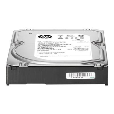 Hewlett Packard Enterprise - HP 6TB 6G SATA 7.2K 3.5IN 512E SC