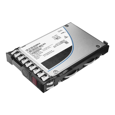 Hewlett Packard Enterprise - HP 400GB 12G SAS WI 2.5IN SC SSD