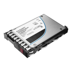 Ssd Hewlett Packard Enterprise - Hp 200gb 6g sata mu-2 sff sc ssd